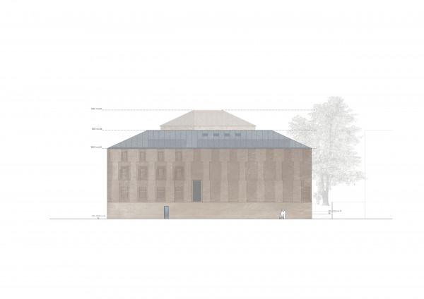 harry gugger studio deutsches tapetenmuseum. Black Bedroom Furniture Sets. Home Design Ideas